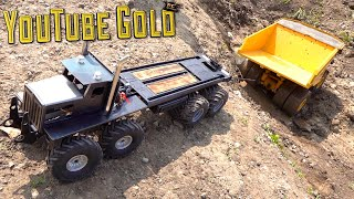 "YouTube GOLD - Like ""GOLD RUSH"", but WAY BETTER!  ""THE FOREMAN"" (s2 e10) 