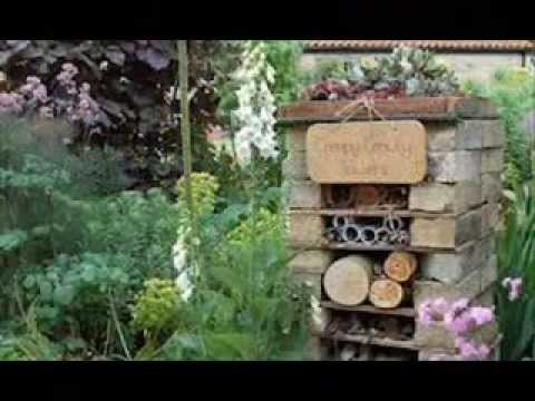 How To Attract Wildlife To Your Garden | Wild Birds | Natural Garden