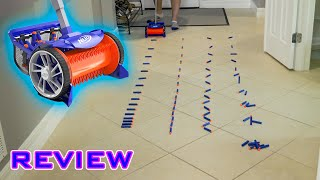 [REVIEW] Nerf Dart Rover | Dart Collecting Device!?