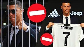 RONALDO CONDAMNÉ À 2 ANS DE PRISON PAR LE FISC !! #LN