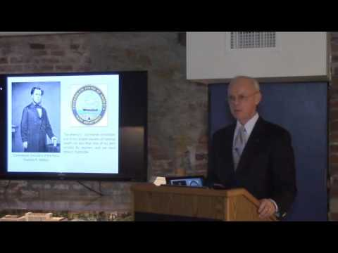 8 Bells Lecture | Dwight Hughes: The Cruise of the CSS Shenandoah