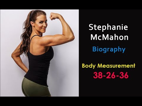 Stephanie McMahon Biography and Family Detail - Stephanie McMahon Body Measurements thumbnail