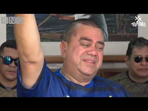 Arlindo Jr E Israel Paulain Protagonizam Momento De Emoção No 1º #TOADAS De 2019
