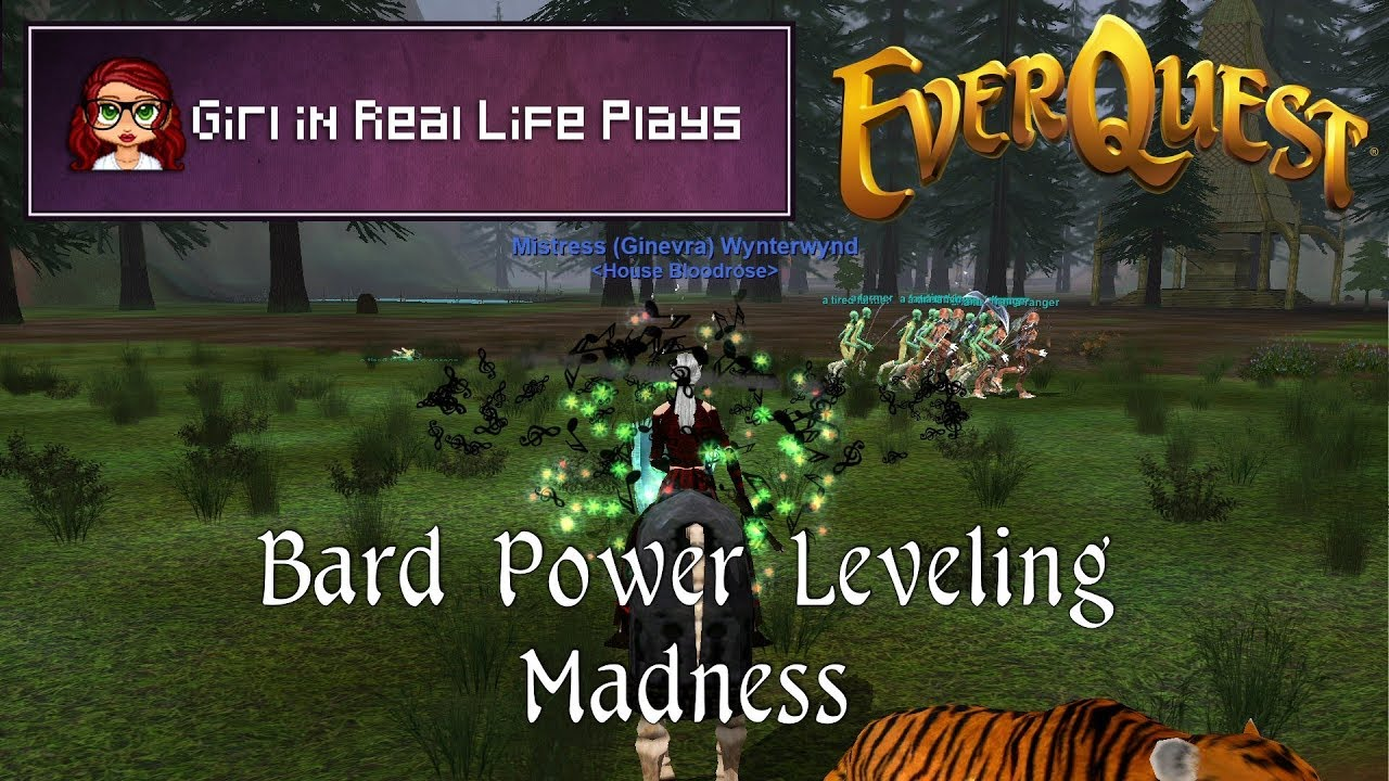 Another Bard advice thread - Kiting | EverQuest Forums