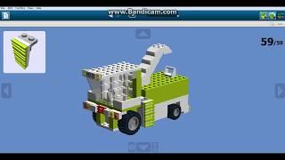 LDD - Jak zrobić kombajn do kukurydzy marki Claas z lego - #18