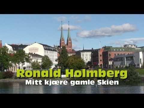 MITT KJÆRE GAMLE SKIEN (Musikkvideo/Ronald Holmberg) (HQ)