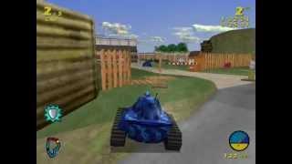 Tank racer Village Fast Lap
