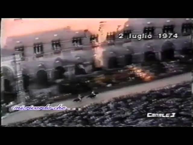Palio 2 luglio 1974