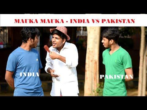 Mauka Mauka Final || India vs Pakistan Champions Trophy 2017 FINAL BATTLE