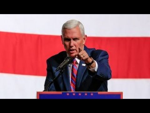 Will Pence, Weld, or Kaine be the stronger VP?