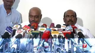 p h pandian s press meet on sasikala   07 02 2017   news7 tamil