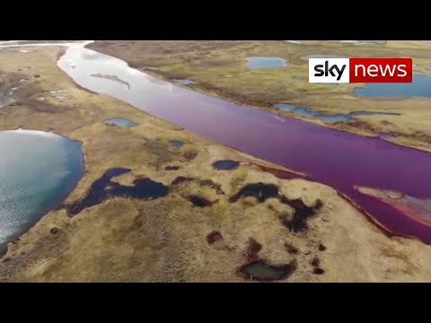 How Russia is cleaning up the Arctic's biggest oil spill