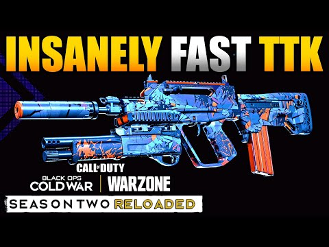 Single Fire FR 5.56 TTK is Insane in Warzone | New Long Range Rifle to Compete with AUG/M16/AMAX - JGOD