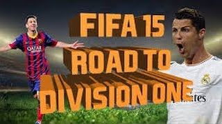FIFA 15 Road To Glory #34 Champagne On Ice?