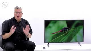 "Samsung UE40NU7120K 40"" Smart HDR 4K UHD Television Review (input lag tested)"