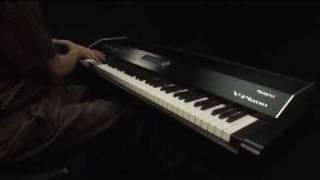 Roland V-Piano  (1/4)  Meet the future piano