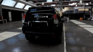 ᐅ 2016 Toyota Land Cruiser Arctic Trucks AT37✅ | Forza Motorsport 7 ✅ Samsung QLED TV Car Pack