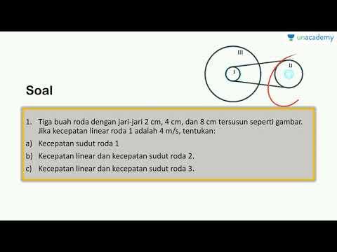 Gerak Melingkar- Soal dan Pembahasan 2 (Fisika - SBMPTN, SMA, UN)