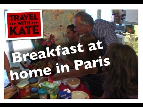 A Parisian Breakfast on Travel with Kate