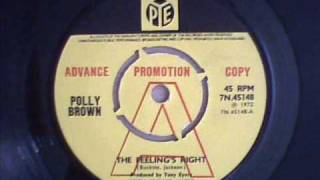 Polly Brown - The Feeling