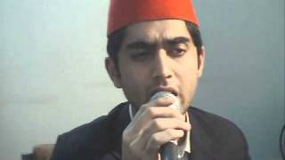 URDU-NAAT Hazoor Ap Aye to dil jag magae By M Umer Butt