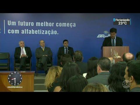 Negociações para escolha de novos ministros estão a todo vapor | SBT Brasil (28/03/18)