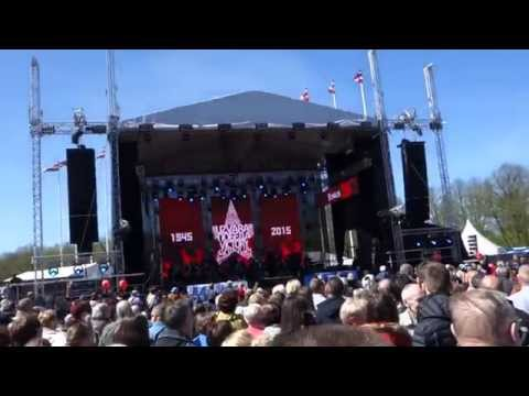 Victory Day, 70th Anniversary, 9 May 2015, Riga, Latvia