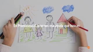 Es hora que tu sueño y el de tu familia se haga realidad. En Promocasa.cl te ayudamos!!!