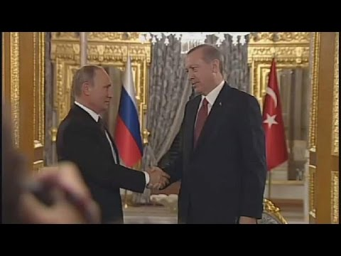 Russia-Turkey seal reconciliation with a strategic energy deal