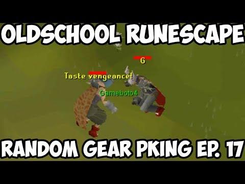 Oldschool Runescape - Random Gear Pking Ep. 17 | 2007 Pking