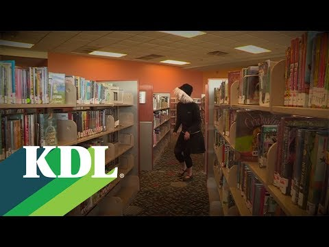 Kent District Library Summer Reading Promo 2015