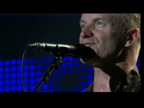 "Sting - - - "" Shape Of My Heart "" Live @ Montreux 2006"