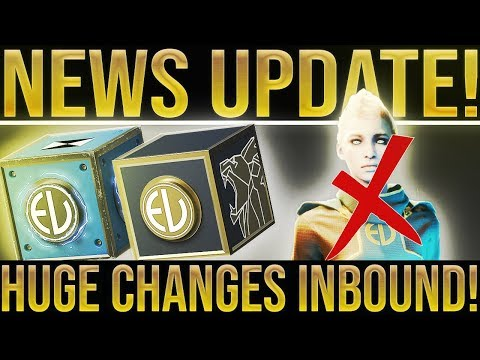 Destiny 2. NEWS! Power Increase, Black Armory, Season Of The Forge, Super Buffs & More!