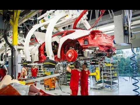 2012 Ferrari Factory Tour