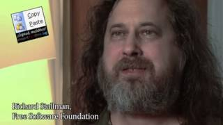 ¡Copiad, malditos! - Richard Stallman - ENTREVISTA (2011)