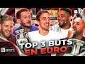Les 3 plus beaux buts en Euro de football ! 🤩⚽ | Le RéCAP Sport #12