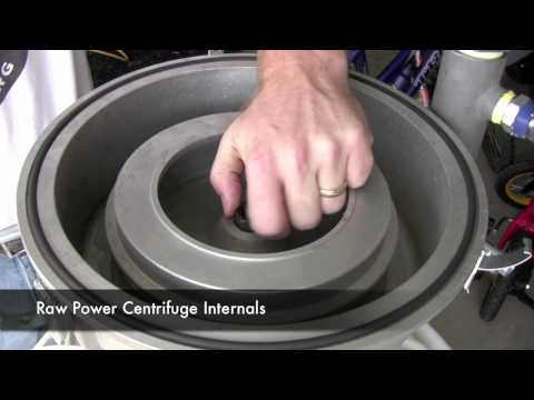 Extreme Raw Power Centrifuge | Overview & Operation | Utah Biodiesel Supply