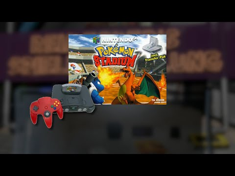 Gameplay : Pokemon Stadium [Nintendo 64]