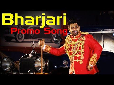 Bharjari - Promo Song | Dhruva Sarja, Rachita Ram