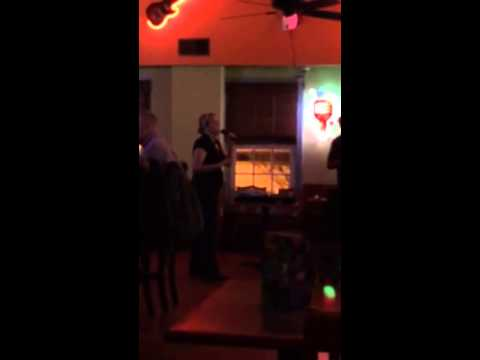 Ginger Sings Karaoke