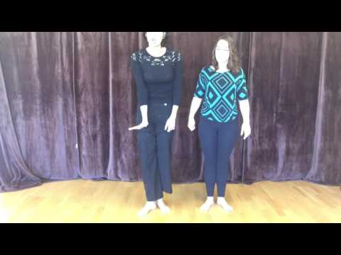 Feet and ankle exercises for ballroom, Latin, salsa dancers