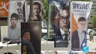 High turnout in Hong Kong primaries despite tough security laws