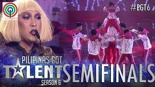 Pilipinas Got Talent 2018 Semifinals: Junior FMD Extreme - Dance