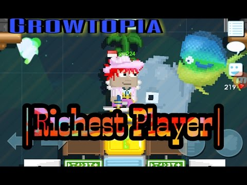 |Growtopia Indonesia|Richest Player In Growtopia|