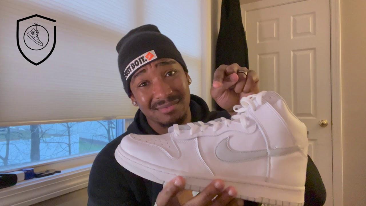 The Sneaker Vault - Nike Dunk Pure Platinum