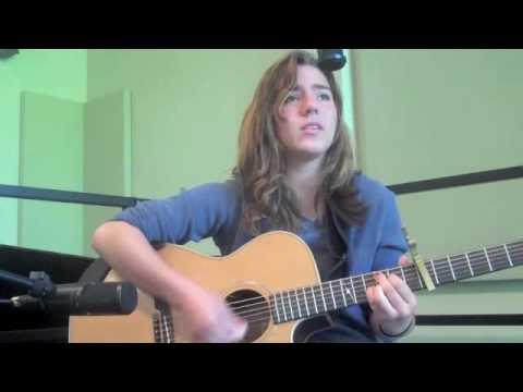 On The Way Down Acoustic Cover  Teresa Findley Live at Thacher Studios