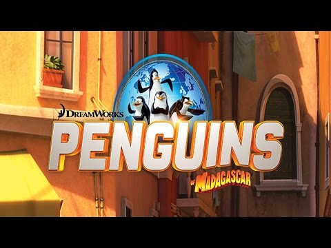 Penguins of Madagascar: Dibble Dash (by Knowledge Adventure) - iOS / Android - HD Gameplay Trailer