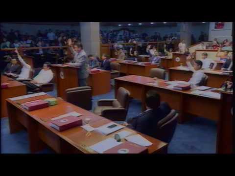 Senate Session No. 67 (February 27, 2017)