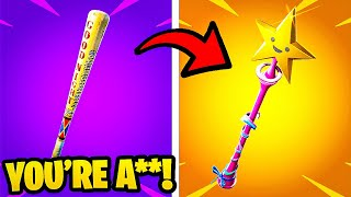 What Your Fortnite Pickaxe Says Of You..