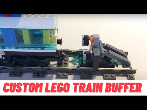 Lego Train Buffers